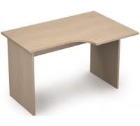 Стол офисный (эргономичный) правый 1200x900x750