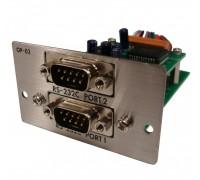 Интерфейс RS-232C + 2 канала-FC-03i