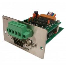 Интерфейс RS-232C + 1 канал+ Релейный выход компаратора 1-FC-04i