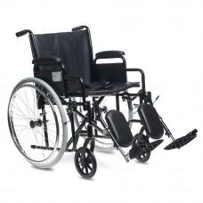Кресло-коляска для инвалидов H 002 (20 дюймов) повышенной грузоподъемности