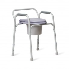 Кресло инвалидное с санитарным оснащением