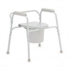 Средство реабилитации инвалидов: кресло-туалет H 020B