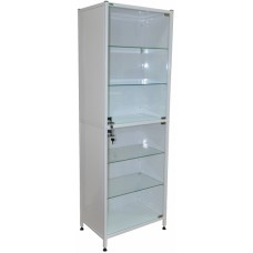 Шкаф металлический медицинский одностворчатый