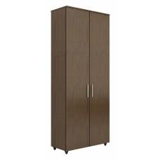 Шкаф высокий с 2-я дверцами