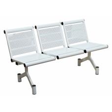 Секция стульев трёхместная