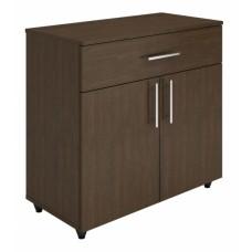 Шкаф низкий с ящиком и дверцами