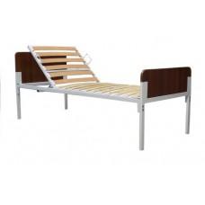 Кровать медицинская палатная с подъемом подголовника Э-301-КП