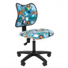Кресло детское CHAIRMAN-KIDS-102-BLACK