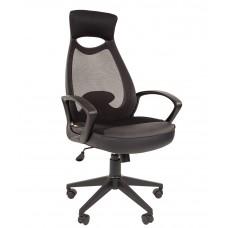 Кресло руководителя CHAIRMAN-840-Black