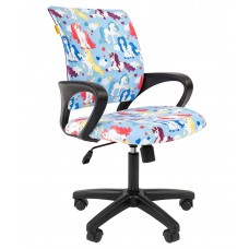 Кресло детское CHAIRMAN-KIDS-103-BLACK