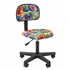 Кресло детское CHAIRMAN-KIDS-101-BLACK