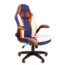 Кресло геймера CHAIRMAN-GAME-15-MIX