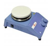 Мешалка магнитная ULAB US-0135H (с подогревом, 10х0,5 л, +120°C)