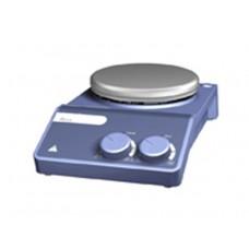 Мешалка магнитная US-1500 А ULAB (20 л, +340град, 1500об/мин)