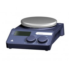 Мешалка магнитная US-1500D (20 л, +340град,1500об/мин,дисплей,индик.скор)
