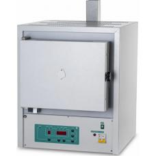 Муфельная печь ЭКПС 10/1250 мод.4107 (10 л, 200...+1250 °С, с вытяжкой)