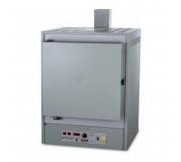 Муфельная печь СПУ ЭКПС-50 мод. 5001 (+50...+1100 °С, многоступенч.регулятор, с вытяжкой)