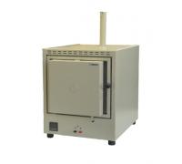 Муфельная печь СНОЛ-1,6.2,5.1/10-И4М (1000 °C, 4 л, цифр, кермический муфель, вытяжка)