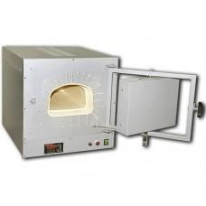 Печь ПМ-12М3 муфельная (1250°C, 8 л, терморегулятор РТ-1200, керамика)_модифицированная версия ПМ-12М2-1200