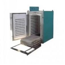 Муфельная печь ЭКПС 500 мод.6005 (+200...+1100 °С, многоступенч.регулятор, с вытяж., нагреватели открыт)