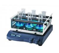 Шейкер лабораторный ULab US-1350L (100-350 об./мин., с таймером)