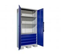 Шкафы инструментальные тяжелые AMH TC-003040