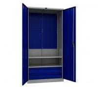 Шкаф инструментальный легкий ТС TC-1995-042020