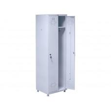 Медицинские шкафы для раздевалок ПРАКТИК МД 2 ШМ-SS (21-50)