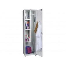 Медицинские шкафы для раздевалок ПРАКТИК МД 1 ШМ-SS (11-50)