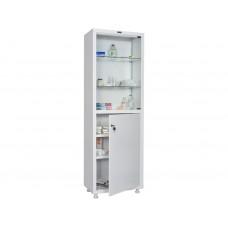 Медицинский шкаф одностворчатые HILFE МД 1 1760/SG