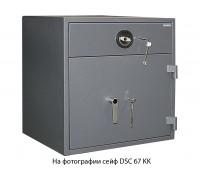 Депозитный сейф VALBERG DSC 67 EK