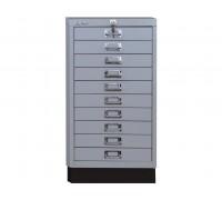 Многоящичный шкаф BISLEY BA 3/10L (PC 117)