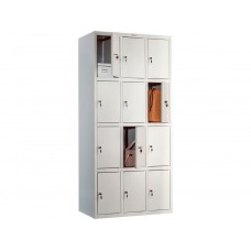 Шкафы для раздевалок (локеры) ПРАКТИК LS-34