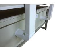 Вытяжка из тумб для ЛК-900/1200/1500 типа ТД/ТД (высокая)/ТД-П