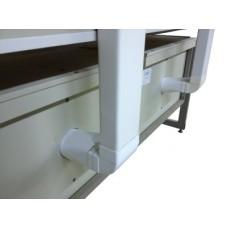 Вытяжка из тумб для ЛК-1500 ТД-П (высокая) и ЛК-1800 ТД/ТД-П