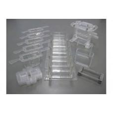 Комплект чашек SV-33 (5 шт), SV-34 (5 шт), SV-35 (2 шт), SV-37 (1 шт),держатель стеклянной чашки, для SV AX-SV-54