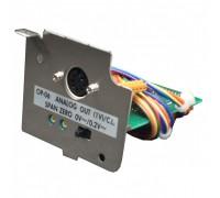 Аналоговый выход / Токовая петля (Компаратор) GX-06
